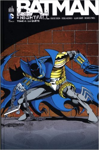 Batman Knightfall tome 4 de Collectif ,Bret Blevins (Illustrations),Doug Moench (Scenario) ( 5 septembre 2013 )