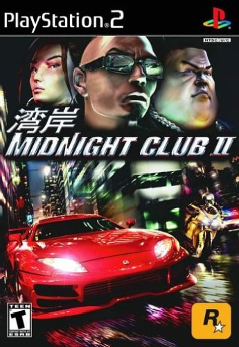 Take-Two Midnight Club II