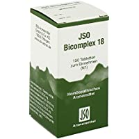 Jso Bicomplex Heilmittel Nummer 18 150 stk preisvergleich bei billige-tabletten.eu