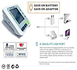 #1: Dr.Odin BP Monitor Work on ANY ANDROID CHARGER (1+1 WARRANTY) AND 2 USER INTERFACE