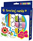 Playbox Sewing Cards Craft Set