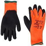 Ansell Viz PF Insulator Orange/9 Insulator Orange Fines especiales guante, Protección mecánica, Tamaño 9, bolsa de 6 pares, Naranja