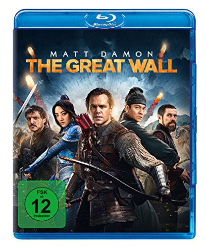 The Great Wall [Blu-ray] (Aktion Kostüm)