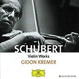 Schubert : ?uvres pour violon