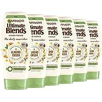 Ultimate Blends Acondicionador de cabello normal de leche de almendra y agave Sap, 360 ml