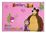 Undercover MBCE0962 - Mascha und der Bär, Freundebuch A5