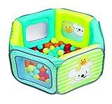 ItsImagical - Parque de juegos con bolas de colores para bebé (87244)