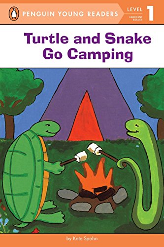 Turtle And Snake Go Camping (A Viking easy-to-read)
