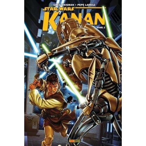 star Wars : kanan T02