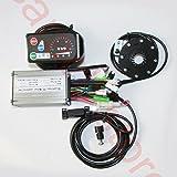 GZFTM 36V Electric Bike Display,Controller with Hall Sensor, Electric Bicycle Motor,DIY Electric Bike kit
