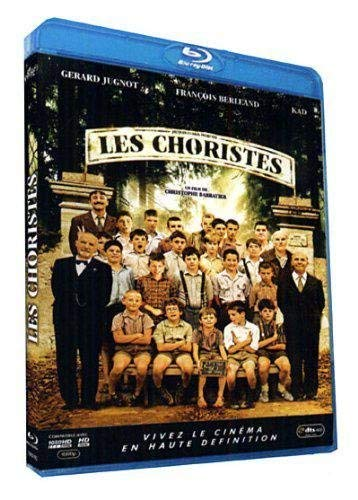 Les choristes [Blu-ray] [FR Import]