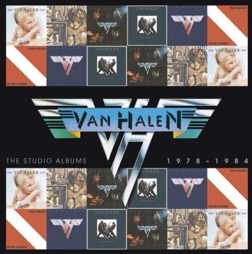 Studio Albums 1978-84 - Halen Van