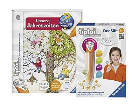 Ravensburger ® tiptoi Spiele Set - 00700 Stift mit Player