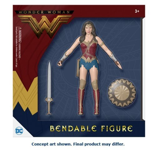 NJ Croce NJDC3978 Njcroce Wonder Woman Filmfigur