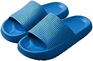 Riou Pantofole a Cuscino, Piedi a Nuvola Pantofole Ultra Morbide Sandali Antiscivolo Asciugatura Rapida, Sanda