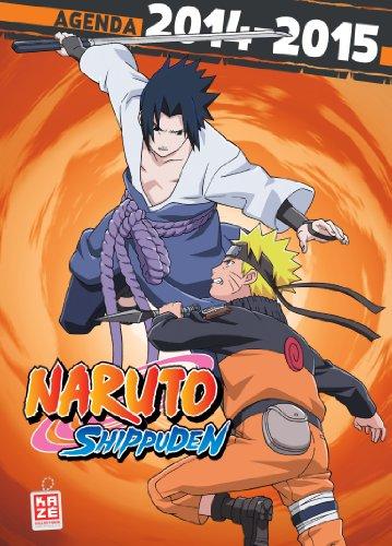 Agenda Scolaire 2014-2015 Naruto