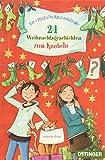 Der rätselhafte Adventskalender: 24 Weihnachtsgeschichten zum Knobeln - Isabelle Erler