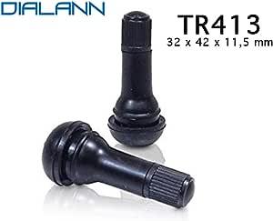 Reifenventil Schlauchlos Gerade Lang Tr413 Auto