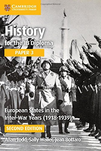 European States in the Interwar Years (1918-1939) (IB Diploma)