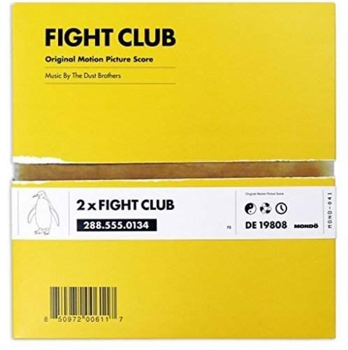 Preisvergleich Produktbild Fight Club [Vinyl LP]
