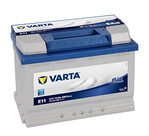 Varta E11 Blue Dynamic Foto