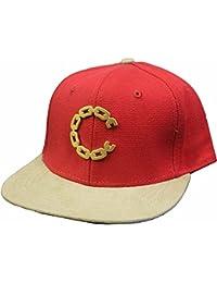 e018d33edce Crooks   Castles Thuxury Chain C Snapback Cap True Red