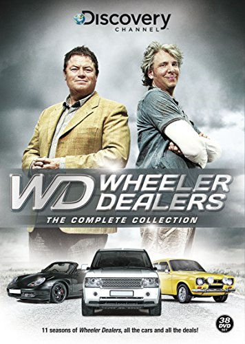 Wheeler Dealers: The Complete Collection [DVD] [UK Import] hier kaufen