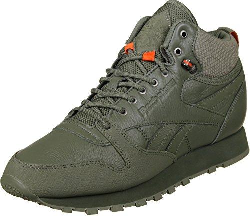 Reebok Men's Cl Leather Mid TWD Fitness