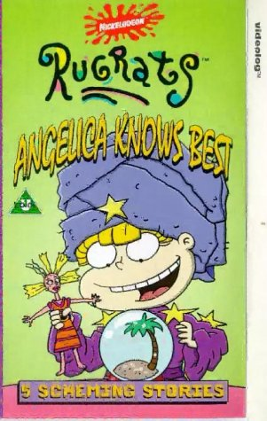 Rugrats: Angelica Knows Best [VHS]