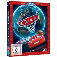Cars 2  (+ 2 BRs) [3D Blu-ray]