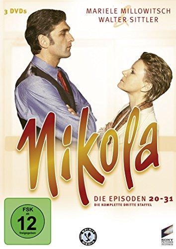 Nikola - Die Episoden 20-31 [3 DVDs]