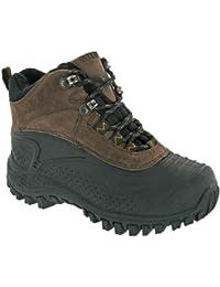 Amblers Steel FS009C Mens Metal Free Safety Work Boots FS009C Black