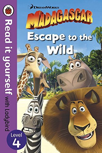 Madagascar. Escape To The Wild (Read It Yourself)
