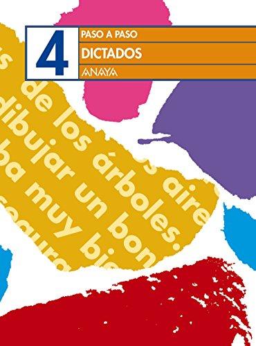 Dictados 4 (Paso a paso) - 9788466751322