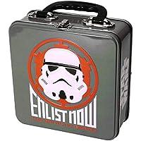 Preisvergleich für Star Wars Stormtrooper Vesperdose - Lunchbox Vesperbox Brotdose