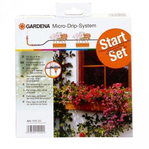 Gardena Bewässerung von