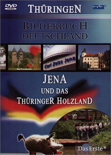 Deutschland: Jena und das Thüringer Holzland