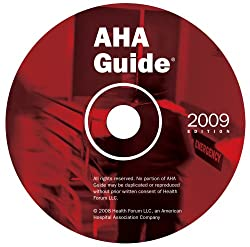 Aha Guide To The Healthcare Field (Aha Guide To The Health Care Field (Cd Only))
