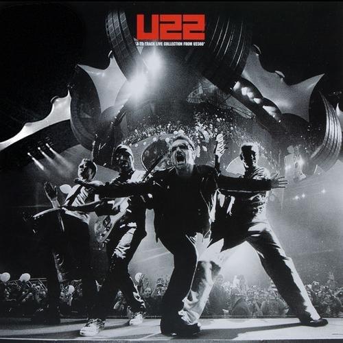 U22 LIVE 360° TOUR (U2 360 Tour)