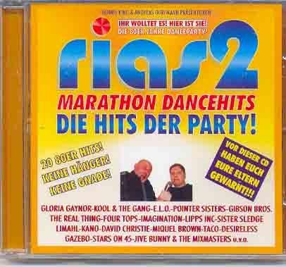 Marathon Dancehits Volume I - Die Hits der party (Marathon Light)