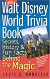 Walt Disney World Trivia Book