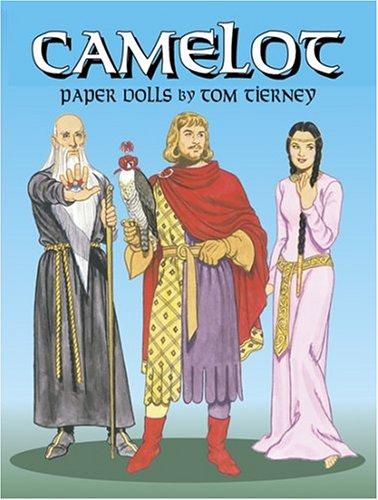 Camelot : Paper Dolls par Tom Tierney