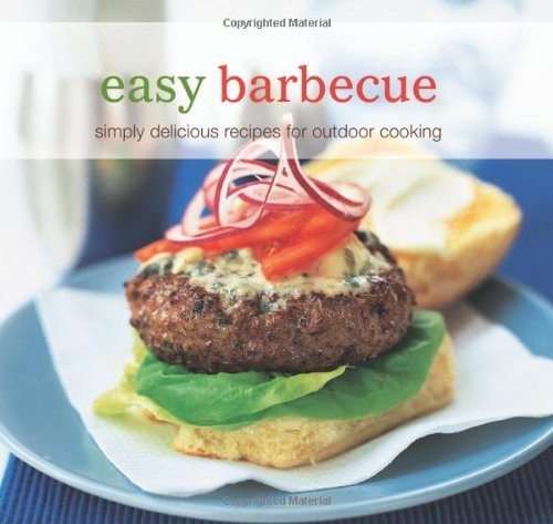 Easy Barbecue (Cookery) by Ryland Peters & Small (14-Apr-2011) Paperback