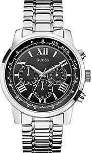dba2e7ddddf9 Guess - W0379G1 - Montre Homme - Quartz - Chronographe - Bracelet ...