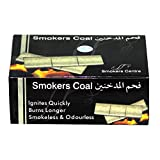 #1: SRS Smokers Coal (Silver,Pack of 60pc)