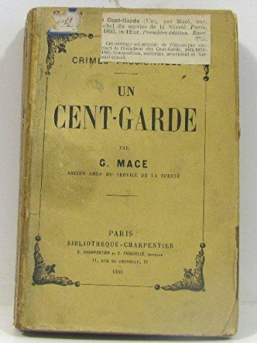 Crimes passionnels. Un cent-garde, par G. Mac