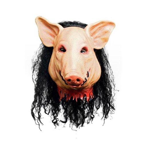 aske (Halloween-saw Pig Maske)