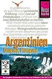 Argentinien mit Uruguay und Paraguay
