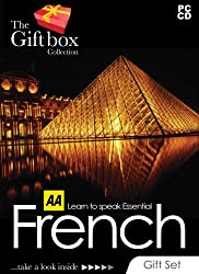 Gsp Giftbox Collection: Aa Learn To Speak Essential French (Pc)