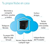 Netgear ReadyNAS Home RN21200-100NES - Dispositivo de almacenamiento en red con capacidad de 12 TB (sin disco duro, 2 bahías)